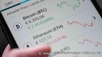 Währung: Erstmals Zahlung mit Kryptowährung bei Banksy-Auktion