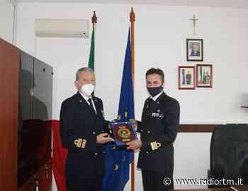 Pozzallo. Visita Ammiraglio Ispettore Capo Giovanni Pettorino | Radio RTM Modica - Radio RTM Modica