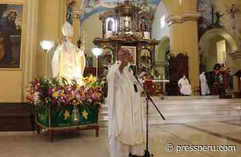 """Arzobispo: """"Santo Toribio anticipó el caminar de la Iglesia en salida"""" - Press Perú"""