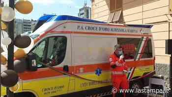 La Croce d'Oro di Albissola Marina sbarca a Savona - La Stampa