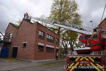 Takken gaan door dak (Dendermonde) - Het Nieuwsblad