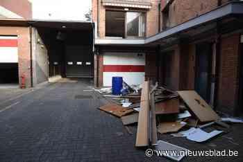 Afbraak brandweerkazerne in volle gang (Dendermonde) - Het Nieuwsblad