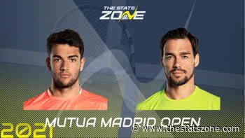 2021 Madrid Open Second Round – Matteo Berrettini vs Fabio Fognini Preview & Prediction - The Stats Zone