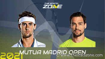 2021 Madrid Open First Round – Carlos Taberner vs Fabio Fognini Preview & Prediction - The Stats Zone