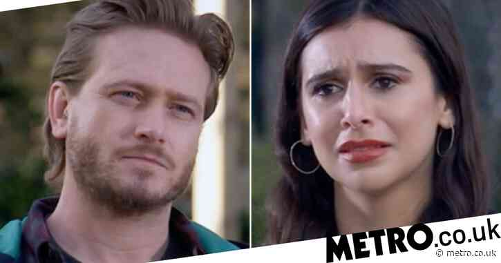 Emmerdale spoilers: David Metcalfe dumps Meena Jutla after she sabotages Liam Cavanagh's proposal?