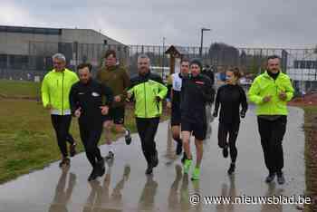 Sporters kunnen zich voortaan uitleven op twee bewegwijzerde loopparcoursen - Het Nieuwsblad