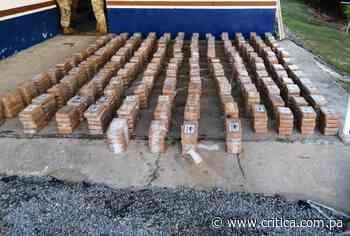 Incautan 800 paquetes de droga en una lancha en Punta Burica [Video] - Crítica Panamá