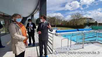 La piscine Eurocéane de Mont-Saint-Aignan rénovée d'ici deux à trois ans - Paris-Normandie