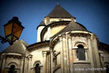 Collégiale et crypte avec fresques Saint-Aignan - Unidivers