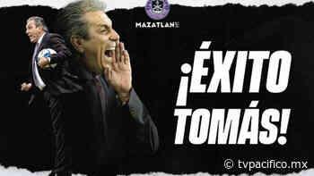 ¡Oficial! Tomas Boy deja de ser DT de Mazatlan FC | Deportes | Noticias | TVP - TV Pacífico (TVP)