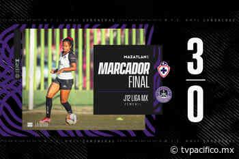 Mazatlan Femenil cae por goleada ante las Cementeras de Cruz Azul | Deportes | Noticias | TVP - TV Pacífico (TVP)