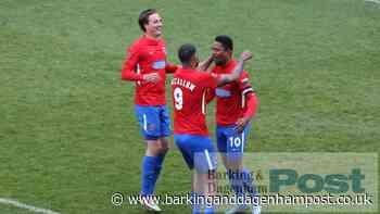 Dagenham & Redbridge manager McMahon on Woking victory - Barking and Dagenham Post