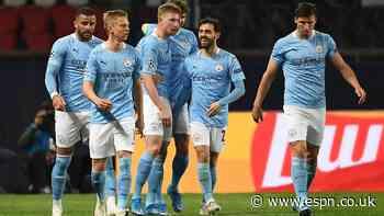 LIVE: Man City, PSG meet in UCL semifinal second leg