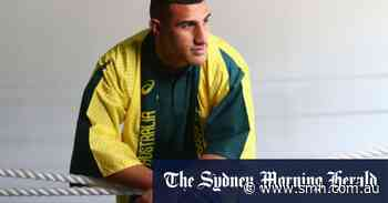 The 22-year-old Queenslander out to join Ali, Frazier and Foreman