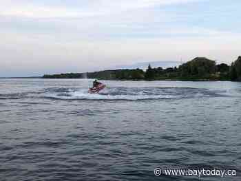 Impaired on a personal watercraft nets multiple charges
