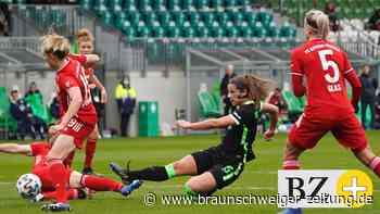 Vor dem Liga-Hit: VfL-Star Lena Oberdorf im Interview