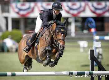 Sport court clears Walker of wrongdoing, but denies show jumping team Tokyo entry