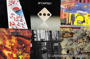 Paul McCartney: Last Great, Last Good, First Bad Album Roundtable - Ultimate Classic Rock