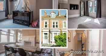 Family raffle off their Low Fell Victorian townhouse for £2 a ticket