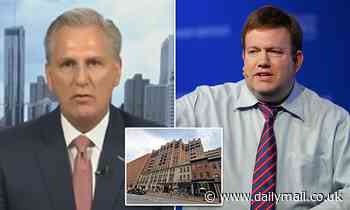 McCarthy defends renting an apartment from GOP pollster branded a secret liberal