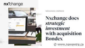 Nxchange erwirbt Bondex, einen Blockchain-basierten privaten Markt