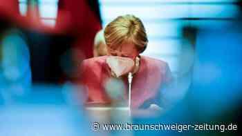 Reduktion von Treibhausgasen: Merkel will rasche Verschärfung des Klimaschutzgesetzes