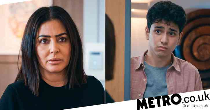 Holby City review with spoilers: Exit for Sahira as abuser Reyhan's killer is revealed