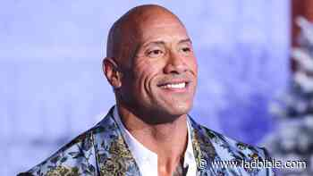 Dwayne Johnson Was Once Left With Just $7 In His Pocket - LADbible