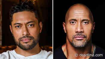 'Young Rock' Star Uli Latukefu Reteams With Dwayne Johnson For New Line/DC's 'Black Adam' - Deadline