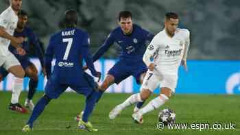 Zidane: 'Good moment' for Hazard to shine