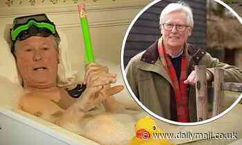 Countryfile viewers shocked as presenter John Craven appears NAKED in a bathtub
