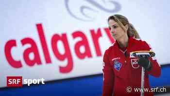 Schweizer Partie verschoben – Curling-WM nach Corona-Fällen unterbrochen - Schweizer Radio und Fernsehen (SRF)