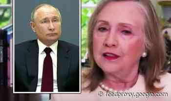 Hillary Clinton says Russia meddled in Brexit vote 'Evidence of suborning officials'