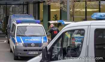 Frankfurt emergency: One arrested after reports of gunshots sparks huge police operation