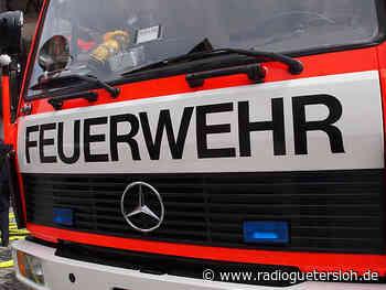 Nachbarn gewarnt: Feuer sorgt für dicke Rauchschwaden in Versmold - Radio Gütersloh