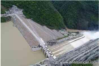 Proyecto Hidroeléctrico Ituango continúa su recuperación con la llegada y montaje de equipos de reposición de la casa de máquinas - BNamericas