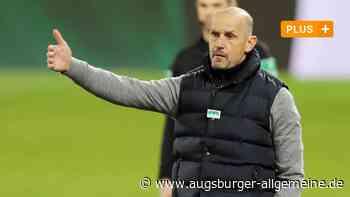 """Ex-FCA-Coach Heiko Herrlich: """"Ging irgendwann nicht mehr um meine Vorstellungen"""" - Augsburger Allgemeine"""
