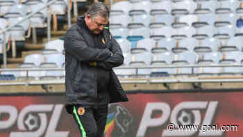 'Kaizer Chiefs missed Blom with his legs' - Hunt rues red card in TTM defeat