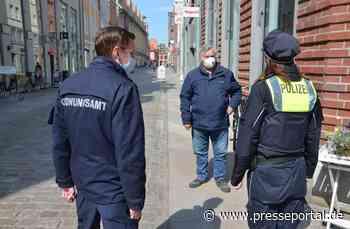 POL-HST: Gemeinsame Kontrolle von Polizei und Ordnungsamt in Stralsund - Presseportal.de