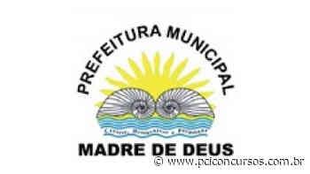 Processo Seletivo é anunciado pela Prefeitura de Madre de Deus - BA - PCI Concursos