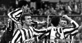Michael O'Neil relives time at Newcastle with Paul Gascoigne