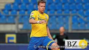 Brian Behrendt fehlt Eintracht Braunschweig in Düsseldorf - Braunschweiger Zeitung