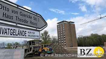 Braunschweig: Entscheidung über Theodor-Heuss-Hochhaus naht - Braunschweiger Zeitung