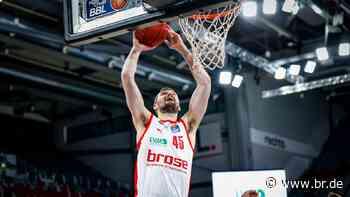 Bamberg trotz Niederlage gegen Braunschweig auf Playoff-Kurs - BR24
