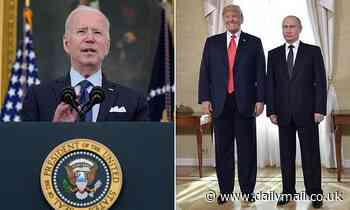 Biden says he hopes to meet Putin during his trip to Europe this July