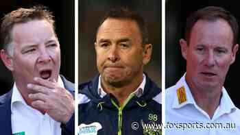 Ricky's Raiders slump even lower as lacklustre Knights search for answers: NRL Pressure Gauge