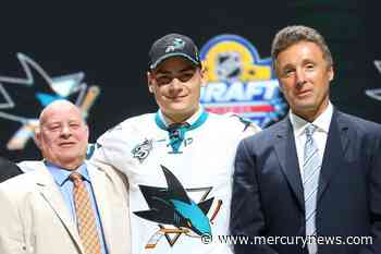 NHL draft lottery: How high could the San Jose Sharks move up? - The Mercury News