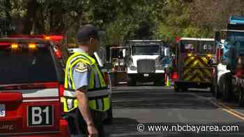 Gas Leak in Downtown San Jose Contained - NBC Bay Area