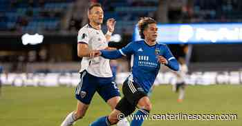 San Jose Earthquakes' Cade Cowell voted MLS Player of the Week - Center Line Soccer