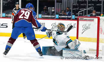 MacKinnon and Colorado take on San Jose for second straight game - Sentinel Colorado
